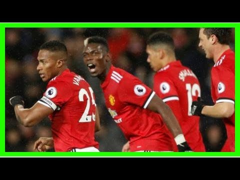 Manchester United 3-0 Stoke City By Sport LD News
