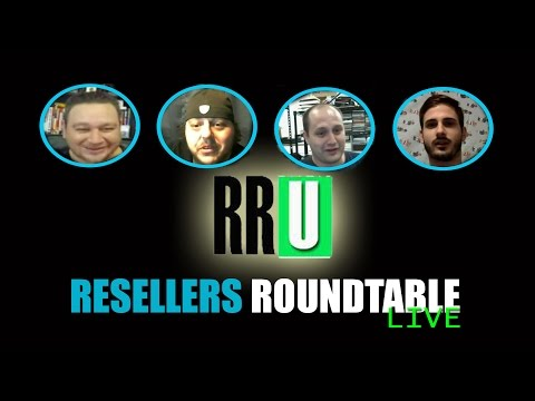 RESELLERS ROUNDTABLE LIVE #14 VINTAGE WILL NEVER DIE