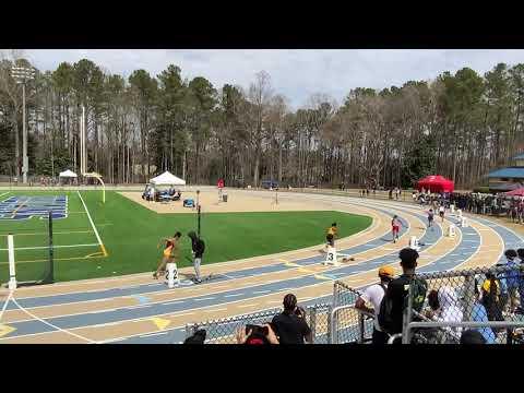 Banneker High School Girls 4x100m Relay