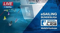 2. Spieltag eSailing-Bundesliga powered by BAY – 17. April 2020