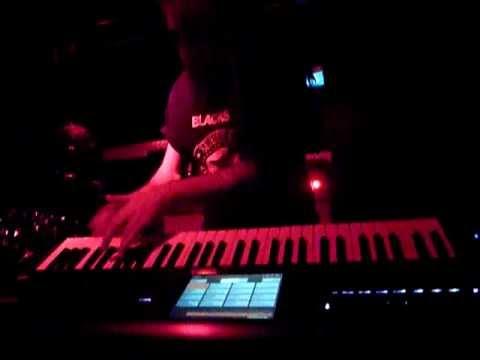FIREWIND - Bob Katsionis solo (live Underground, Cologne, Germany)