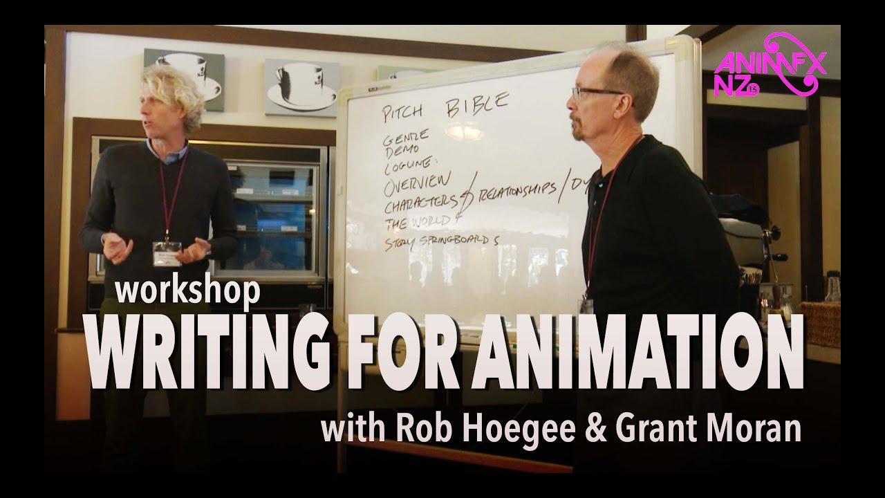 Writing Animation for Beginners || Full Workshop || AnimfxNZ 2015