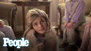 Repeat youtube video Kids Reenact the 2014 Oscar Nominated Films  | People