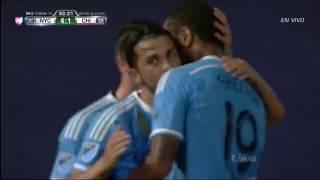 Video Gol Pertandingan New York City FC vs Chicago Fire