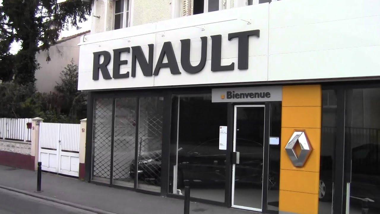 Garage Renault Aulnay Sous Bois
