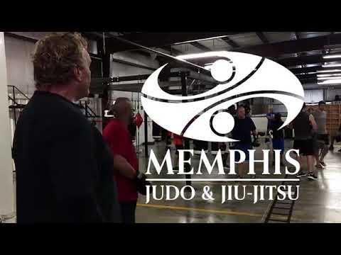 Sycho Sid Vicious Memphis Judo & Jiu-Jitsu