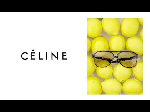 4721fd6c9a DFS Presents  Céline Spring-Summer 2018 Eyewear Collection - YouTube