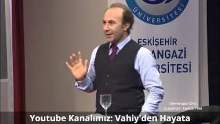 Rasyonel Düşünce ve Kur'an-ı Kerim (Akıl ve Din)  - Prof. Dr. Şaban Ali Düzgün   HD
