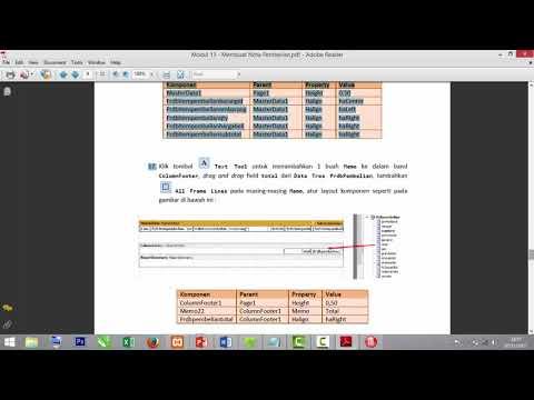 Membuat Aplikasi Penjualan Dengan Java
