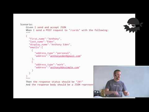 Anthony Eden   Build and Test APIs with Ruby and Cucumber clip3