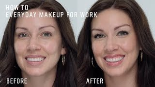 Everyday Work Makeup in Under 10 Minutes | Bobbi Brown Cosmetics