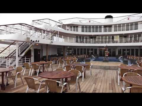 Marco Polo Cruise Ship Review by Cruises From South Wales' Miles Morgan