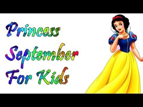 Princess September by Somerset Maugham.