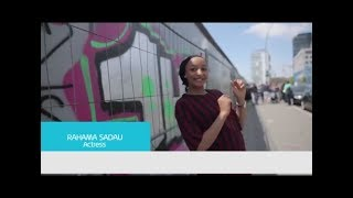 RAHAMA SADAU VISIT GERMANY (Hausa Songs / Hausa Films)