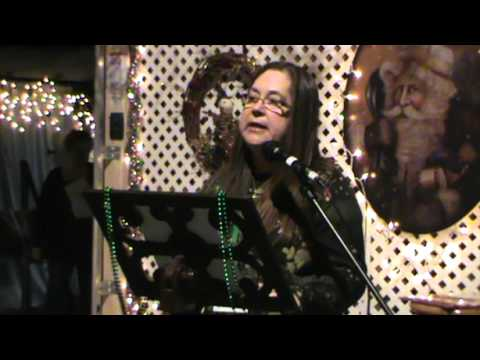 Sandy's Christian Songs & Testimony Beaver County 23rd Festival of Trees 2012
