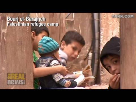 Palestinian refugees in Lebanon denied rights