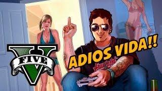 ¡ADIÓS VIDA! - GTA V: Primeras Impresiones