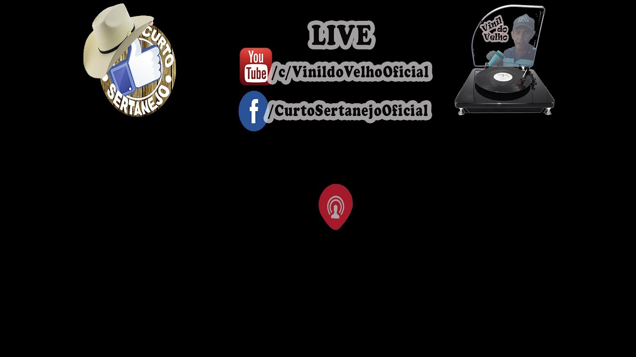 WEB Rádio Live Vinil do Velho 20/05/2021