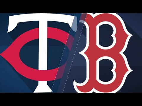 Martinez, Betts lead Red Sox to 10-4 victory: 7/28/18