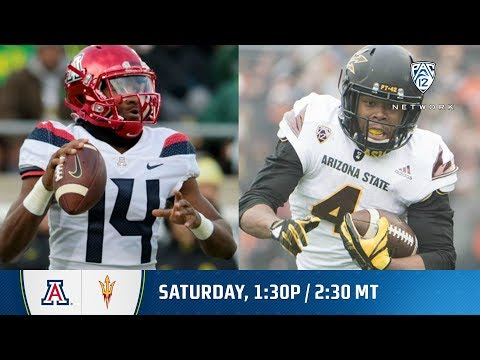 Arizona-Arizona State football game preview