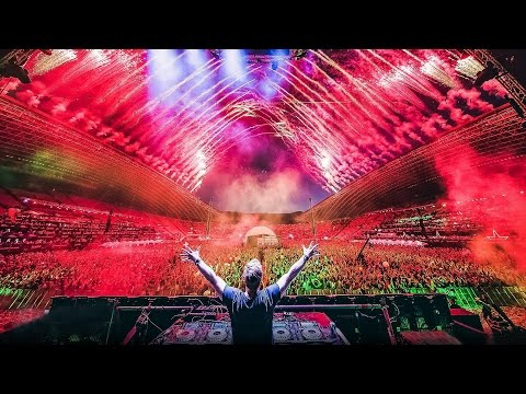 Hardwell  at Ultra Europe 2016 FULL HD
