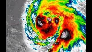 Hurricane Michael - Euro Model shifts Landfall to Panama City Florida