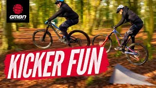The Mini Kicker Session | Neil & Blake Send It
