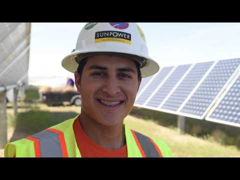 World Wind and Solar | Renewable Energy | Tehachapi, CA