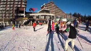 Bulgaria Skiing - Skiing in Bulgaria, Borovets 2015