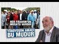 Ahmet TAŞGETİREN Musa Firavun
