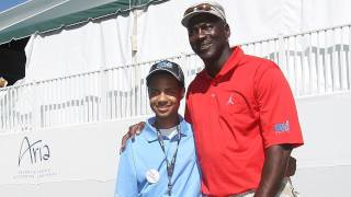 Marc on his wish to meet Michael Jordan