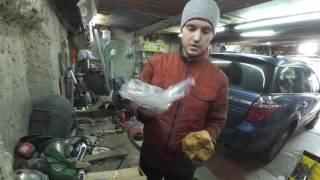 видео Замена ступицы - замена подшипника ступицы Subaru (Субару)