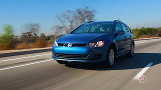 2016 Volkswagen Golf Sportwagen | 5 Reasons to Buy | Autotrader