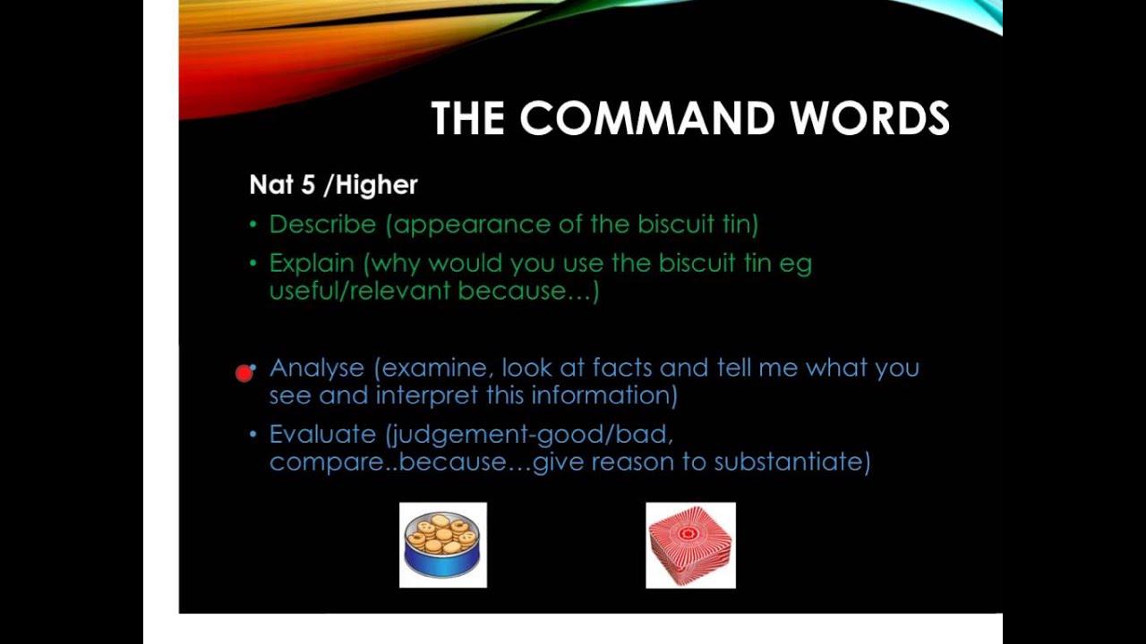 nebosh command words july 2014 term paper help