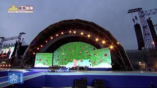 Publication Date: 2018-08-28   Video Title: 愛爾蘭世界家庭大會 安德肋波切利獻唱《聖母頌》