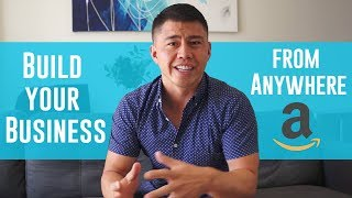 How To Start An Amazon FBA Physical Products Business & Work From Anywhere | Digital Nomad Lifestyle