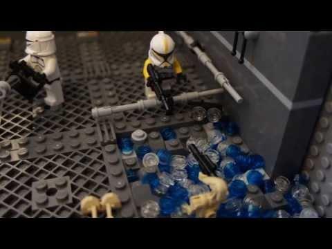 Lego Star Wars MOC on Kamino - YouTube