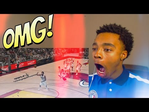 NEVER BEFORE SEEN DUNK! Top 10 NBA 2K16 Dunks Of 2016 REACTION & RANT!
