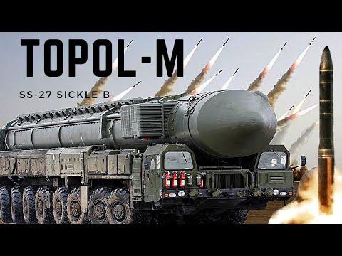 Topol-M Nükleer Balistik Füzesi Tüm Detaylarıyla