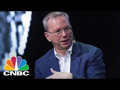 Google's Eric Schmidt: President-Elect Donald Trump Should Be Congratulated | CNBC