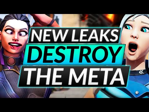 Download NEW AGENT LEAKS Turn The META on its HEAD - BRUTAL NERFS and BUFFS - Valorant Guide
