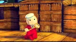 Popeye's Voyage DVD Trailer