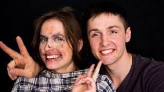 МОЙ МУЖ ДЕЛАЕТ МНЕ МАКИЯЖ My boyfriend does my makeup TAG(, 2016-05-14T17:58:35.000Z)