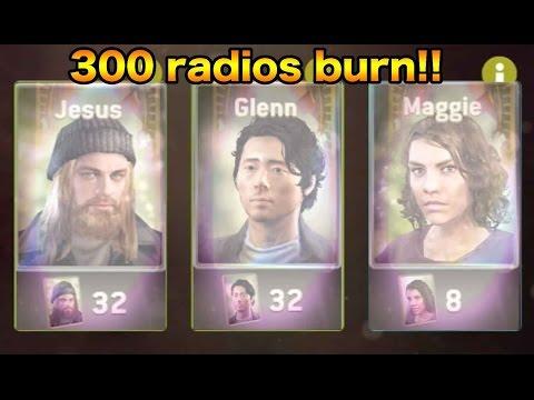 NEW HERO UPDATE! BURNING 300 RADIOS! NO MAN