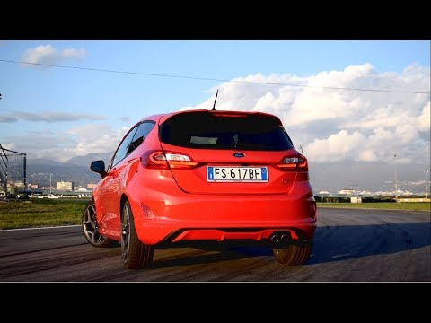 Ford Fiesta ST : sound, acceleration, exhaust