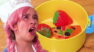 Toy Pizza With Strawberry Recipe