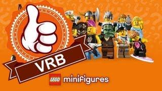 Обзор LEGO 8804, 4 серия коллекционных минифигурок.(Обзор LEGO 8804, 4й серии коллекционных минифигурок - продолжение серии обзоров коллекционных минифигурок..., 2013-09-05T13:01:22.000Z)