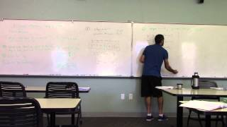 Section 3.5 (Blitzer Introductory Algebra 6th Ed) - Point-Slope Form  y-y1=m(x-x1)