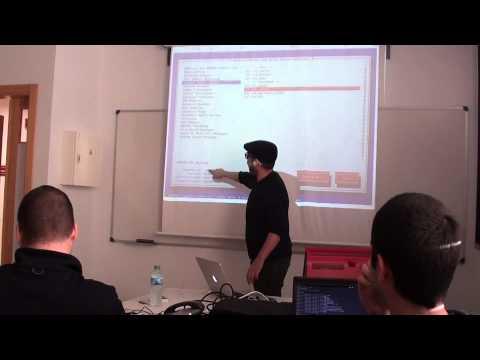 Martes Libre: Monta tu propia centralita de telefonía VoIP con Asterisk 1ª Parte (David Muñoz)