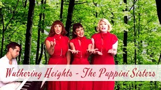 Wuthering Heights - Kate Bush (Vintage 1930's LIVE Jazz Cover) - The Puppini Sisters